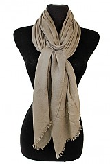 Over-Size Plain Over-Size Super Softness Scarf