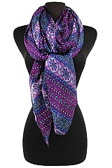 Floral & Tribal Scarves & wraps