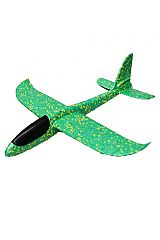 Soft Foam Super Durable Hand Glider Plane Switch Able Boomerang Toy
