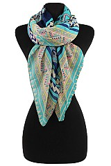 Aztec & Tribal Scarves & Wrap