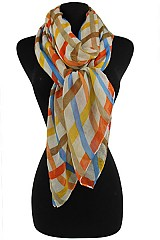 Plaid Color fully Scarves & Wraps