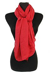 Oversized Extra Soft Scarves In Solids