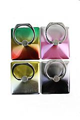 Square Shape Universal Finger Grip Ring Holder