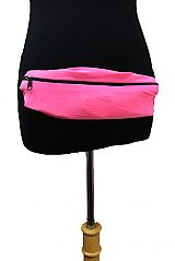 Spandex Colorful Fanny Pack Elastic Band