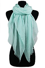 Sparkly Accents Super Soft Scarves & Wraps