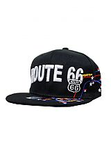 Route 66 Souvenir Street Fashion Snap back