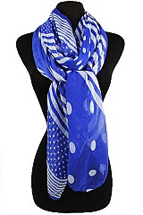 Mix Pattern Funky Scarves