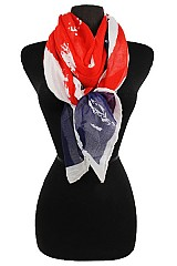 British Flag Softness Regular Scarf