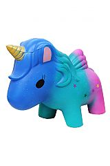 Unicorn Super Extra Over Size Slow Rising Squishy Scented Toy