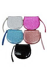 Metallic Glitter Fashion Wallet