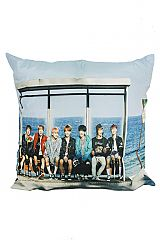 BTS Boy Band K Pop Fan Girl Pillows