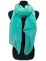 Soft Solid Color Scarves