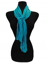 Solid Color Jersey Feel scarf
