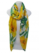 Fruit Pattern Scarves