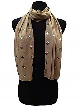 Studded Softness Scarf