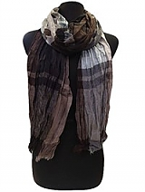 Plaid Women Scarves